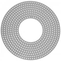 Коврик для рисоварки перф. для арт. 3521; D=28см