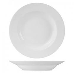 Блюдо д/пасты «Кунстверк»; фарфор; 0, 6л; D=305, H=36мм; белый