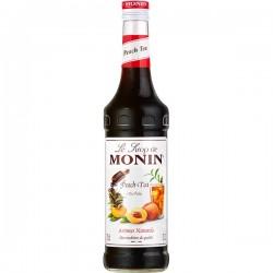 Сироп Персиковый чай «Monin»; 0, 7л; D=7, H=31см