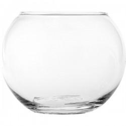Ваза-шар; стекло; 400мл; D=100, H=77мм;