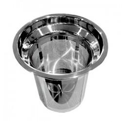 Фильтр для чайника «Мико»; сталь нерж.; D=80, H=85мм;