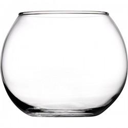 Ваза-шар «Флора»; стекло; 420мл; D=7, H=8см;