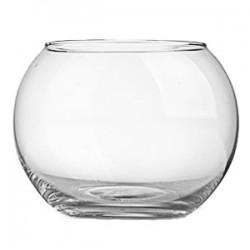 Ваза-шар; стекло; 12л; D=30, H=24, B=19см;