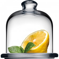 Лимонница Pasabahce Basic, с крышкой (98397B)