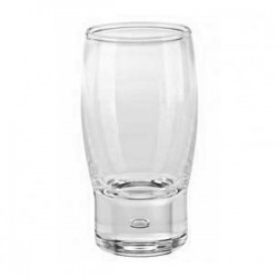 Стопка «Баббл»; стекло; 70мл; D=40, H=87мм; прозр.
