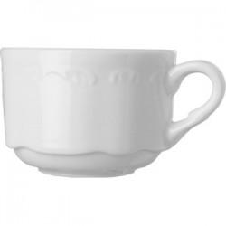 Чашка кофейная «V.Wienna»; 160мл; D=75, H=55, L=105мм;