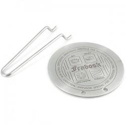Индукционный адаптер со съемной ручкой Frabosk 14,5 см