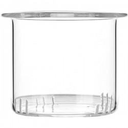Фильтр д/чайника 0. 4л «Проотель»; термост.стекло; D=60, H=49мм; металлич.