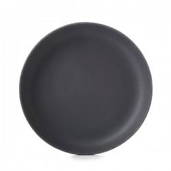 Тарелка глубокая « Basalt»; D=270, H=55мм; черный