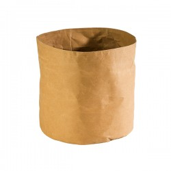 Корзина для хлеба; ткань; D=24, H=24см; бежев.