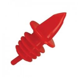 Гейзер[12шт]; пластик; D=5, H=75, B=200мм; красный