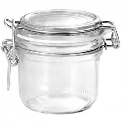 Банка для сыпучих продуктов Fido; стекло; 200мл; D=70, H=85мм