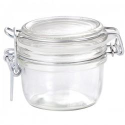 Банка для сыпучих продуктов Fido; стекло; 125мл; D=85, H=70мм