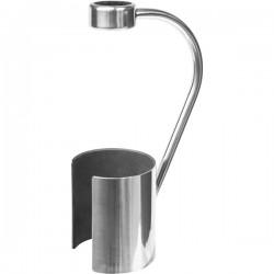 Держатель для бутылки; нержавеющая сталь, L=24, B=11, 5см;
