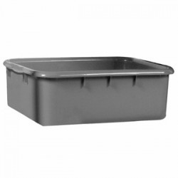 Контейнер для хран. продук.; пластик; H=18, L=55, 5/52, B=39, 5см; серый