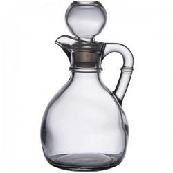 Графин д/масла «Тейблтоп»; стекло; 177мл; D=70, H=145, L=75мм; прозр.