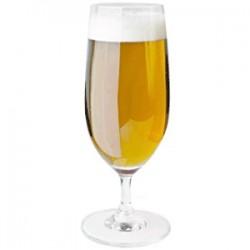 Бокал пивной «Классик»; хр.стекло; 380мл; D=71, H=185мм; прозр.