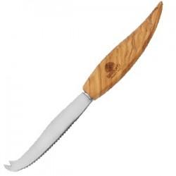 Нож для сыра; дерево; L=11см