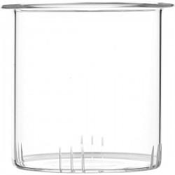 Фильтр д/чайника 1л «Проотель»; термост.стекло; D=75, H=69мм; прозр.