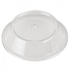 Крышка для тарелки; поликарбонат; D=280, H=67мм;