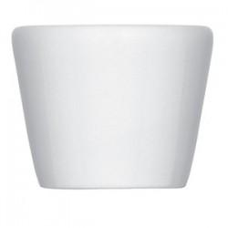 Подставка для яйца «Опшенс»; фарфор; D=35/50, H=65мм; белый