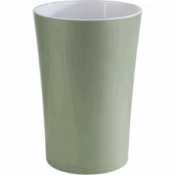 Емкость для соусов «Пастель»; пластик; 1, 5л; D=13, H=19, 5см; зелен.