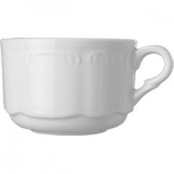 Чашка кофейная «V.Wienna»; 80мл; D=65, H=45, L=90мм;