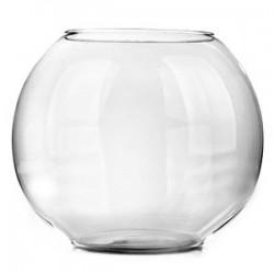 Ваза-шар; стекло; 8л; D=26, H=22, 4см;