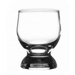 Стопка «Акватик»; стекло; 60мл; H=67мм; прозр.