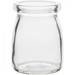 Банка б/крышки; стекло; 100мл; D=57, H=74мм; прозр.