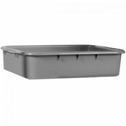 Контейнер для хран. продук.; пластик; H=12, 5, L=55/51, 5, B=39см; серый