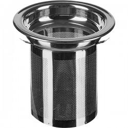 Фильтр д/чайника 0. 6л «Проотель»; термост.стекло, сталь нерж.; D=82мм; металлич.