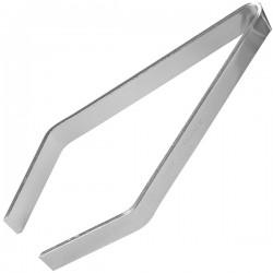 Щипцы для уд. рыбных костей; сталь нерж.; H=1, L=10, B=5см;