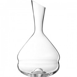 Декантер «Макарон»; стекло; 2л; D=16, 3, H=31см; прозр.