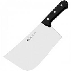 Топорик для рубки мяса «Универсал»; сталь нерж., полиоксиметилен; L=25см; черный,