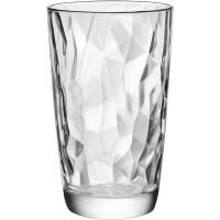 Хайбол «Даймонд»; стекло; 470мл; D=85, H=144мм; прозр.