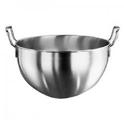 Миска кухонная; сталь нерж.; 14л; D=36см;