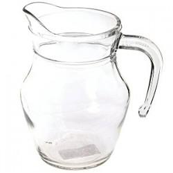 Кувшин «Брок»; стекло; 0, 5л; D=75, H=140, B=120мм; прозр.