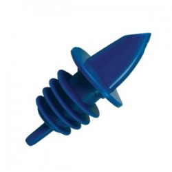 Гейзер[12шт]; пластик; D=5, H=75, B=200мм; синий