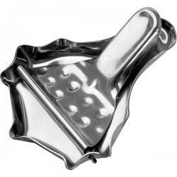 Сквизер для цитрусовых «Prohotel»; нержавеющая сталь, L=80, B=75мм;