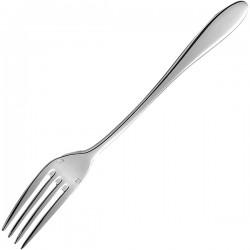 Вилка закусочная «Лаццо»; сталь нерж.; L=156/50, B=10мм; металлич.