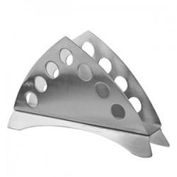 Салфетница; сталь; H=105, L=180, B=30мм;