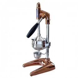Пресс для цитрусовых и граната; нержавеющая сталь, H=49, L=24, B=19см; бронз.