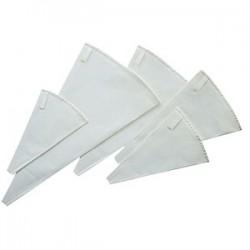 Мешок конд.; полиэстер, полиуретан; L=25см; белый