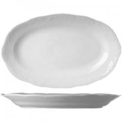 Блюдо овальное «В.Виенна»; H=20, L=315, B=210мм;