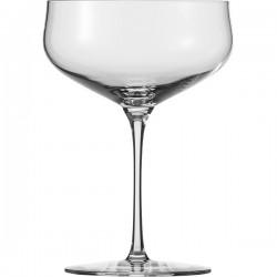 Шампан. -блюдце «Эйр»; хр.стекло; 312мл; D=10, 5, H=14, 7см; прозр.
