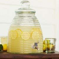 Лимонадники с краном и подставки