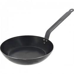 Сковорода, голубая сталь DE BUYER D=28 см