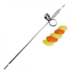 Нож для декоративной нарезки 16см