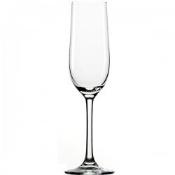 Бокал-флюте «Классик лонг лайф»; хр.стекло; 190мл; D=44, H=219мм; прозр.